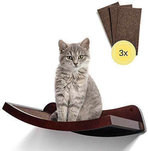 Humane Goods Cat Wall Shelf