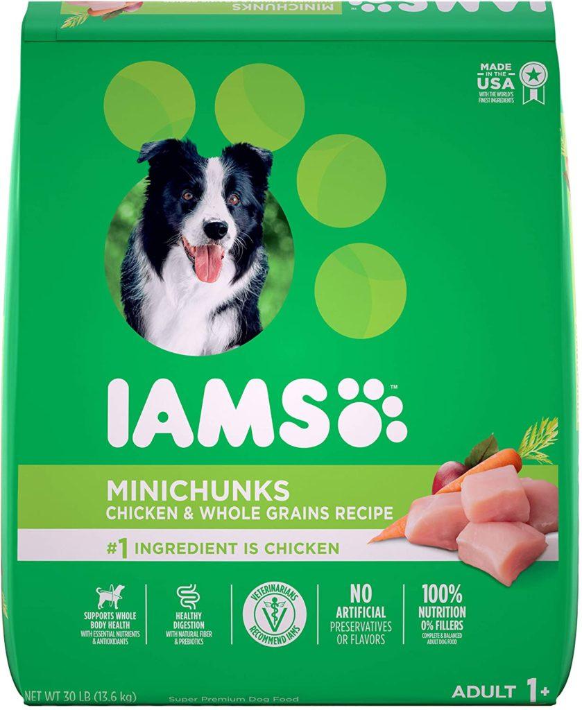 Iams Proactive Health MiniChunks Low-Fat Dog Food