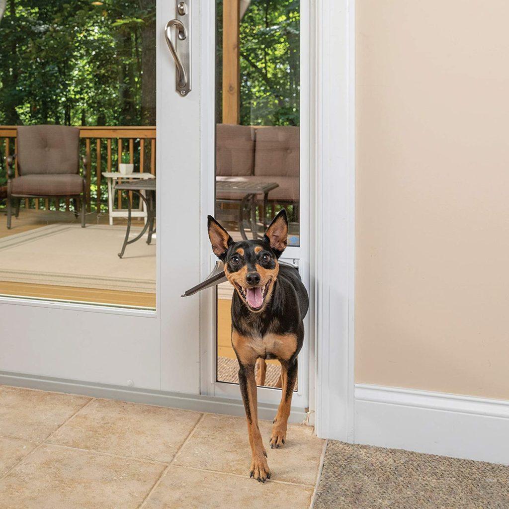 PetSafe Freedom Aluminum Sliding Glass Pet Door