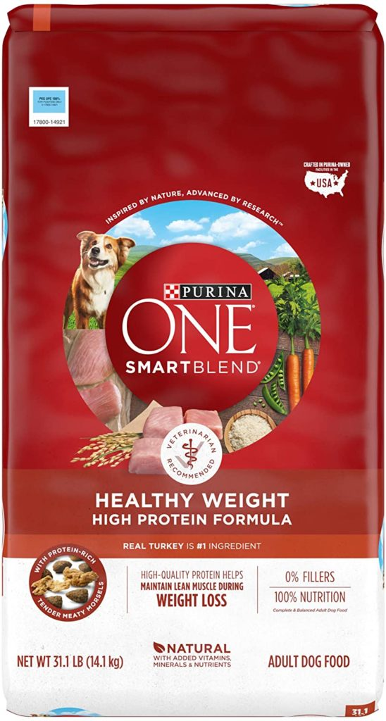 Purina ONE SmartBlend Healthy Weight Formula