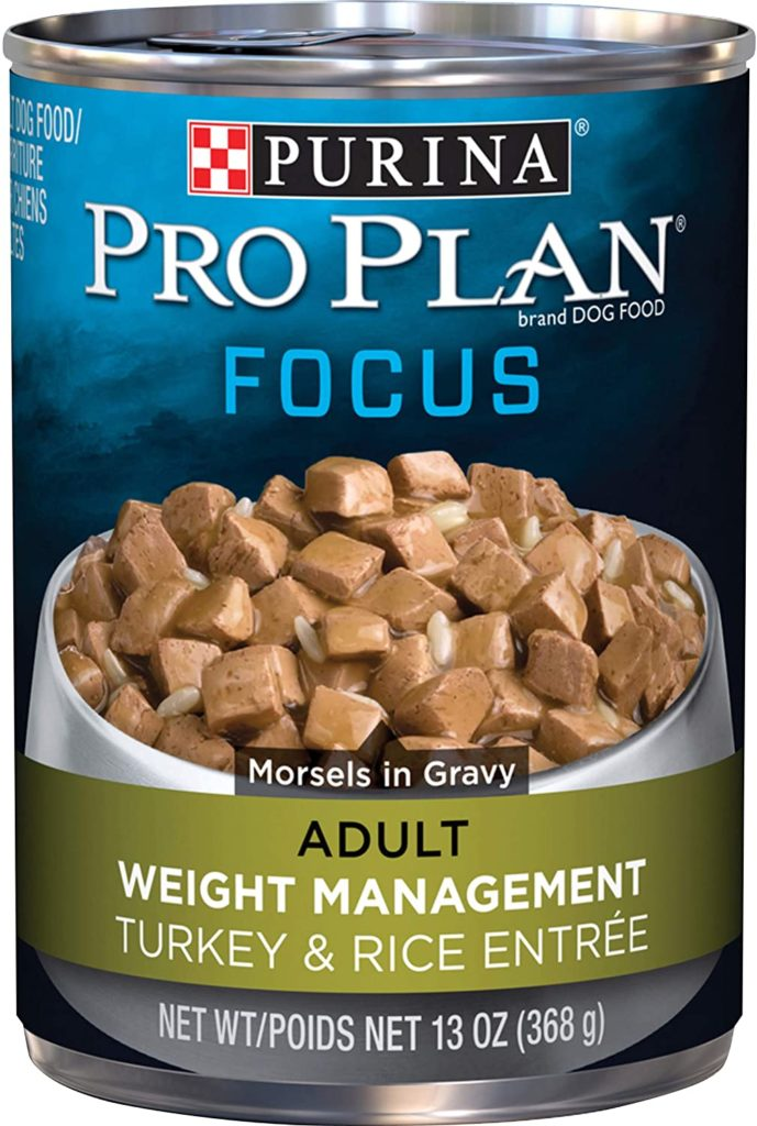 Purina Pro Plan Weight Control Low-Fat Dog Food