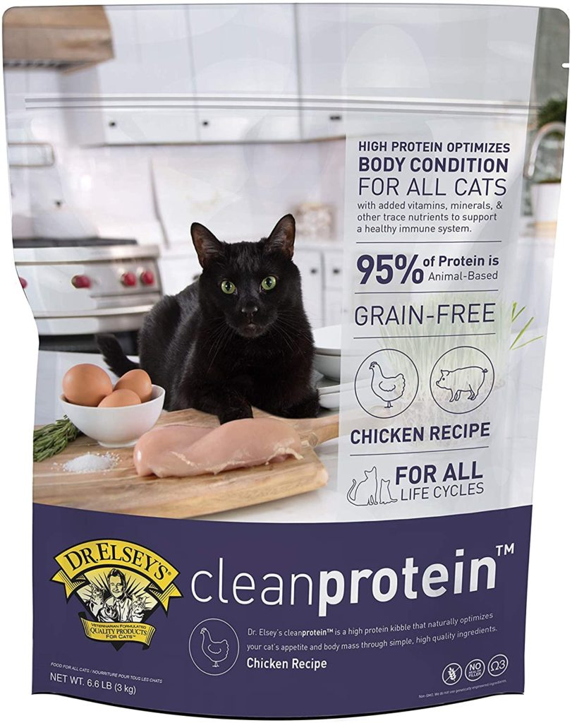 Dr. Elsey's cleanprotein Dry Cat Food