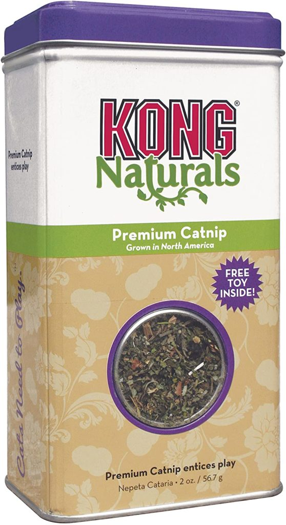 KONG Natural's Premium All Natural Catnip