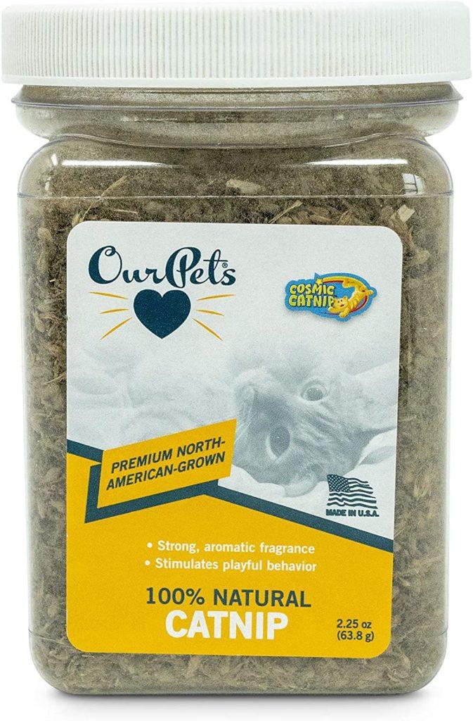 OurPets Premium Cosmic Catnip