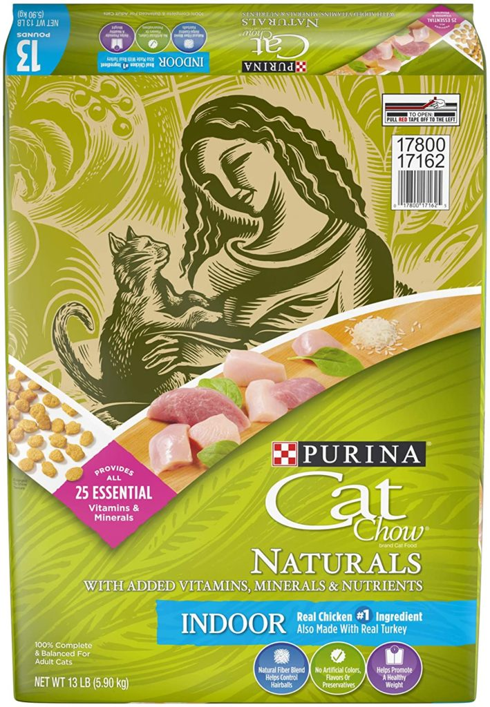 Purina Naturals Cat Chow