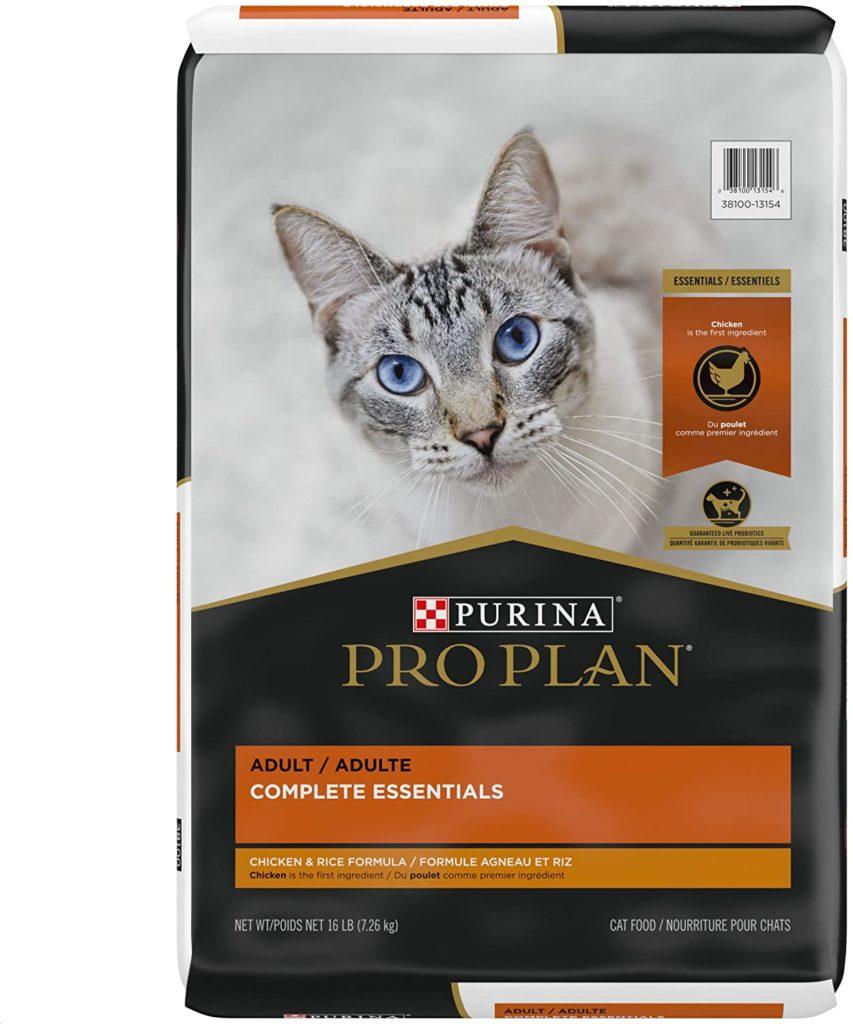 Purina Pro Plan Dry Cat Food