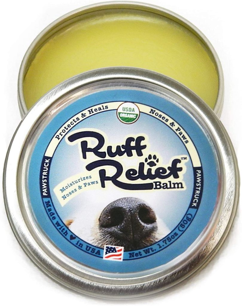 Ruff Relief Dog Nose Balm