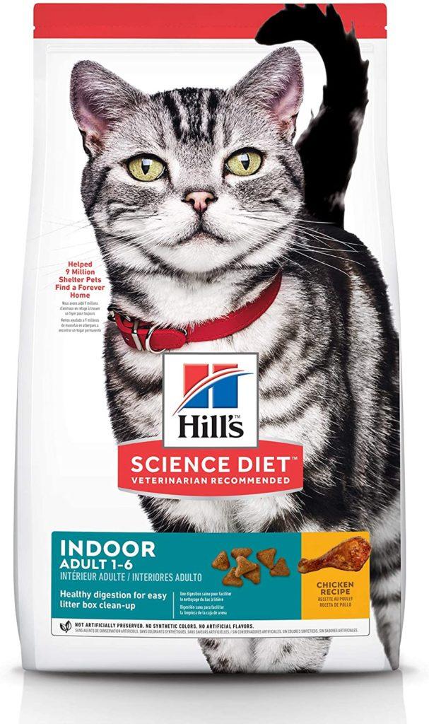 Science Diet Dry Cat Food