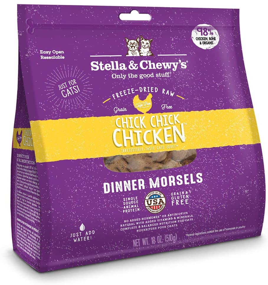 Stella & Chewy's Freeze-Dried Morsels