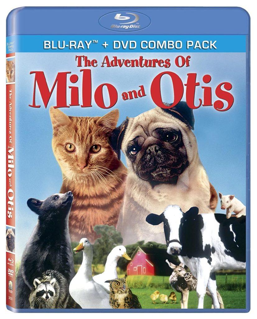 The Adventures of Milo and Otis Best Dog Movie