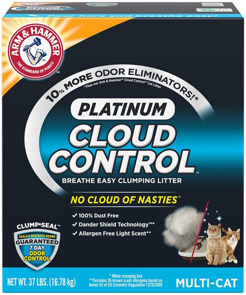 Arm & Hammer Cloud Control