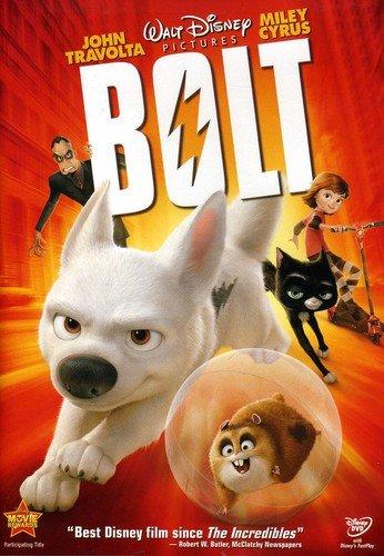 Bolt Best Dog Movie