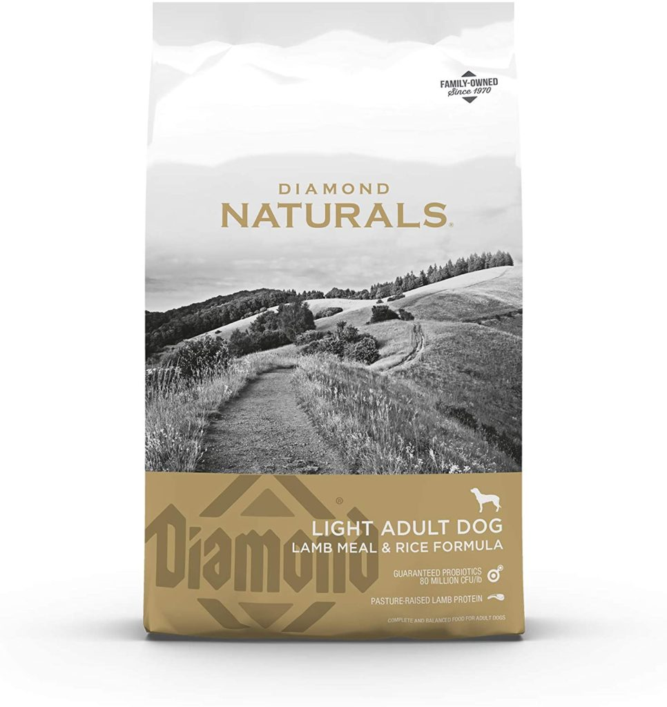 Diamond Naturals Dog Food for Dogs with Allergies