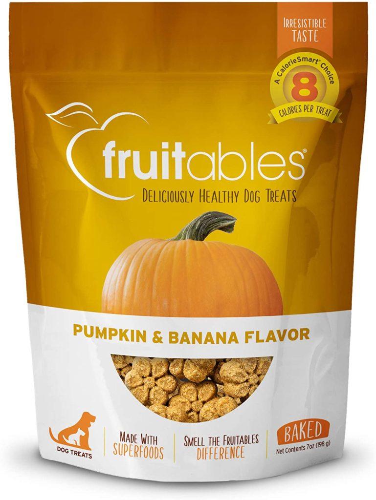 Fruitables Natural Crunchy Dog Treats