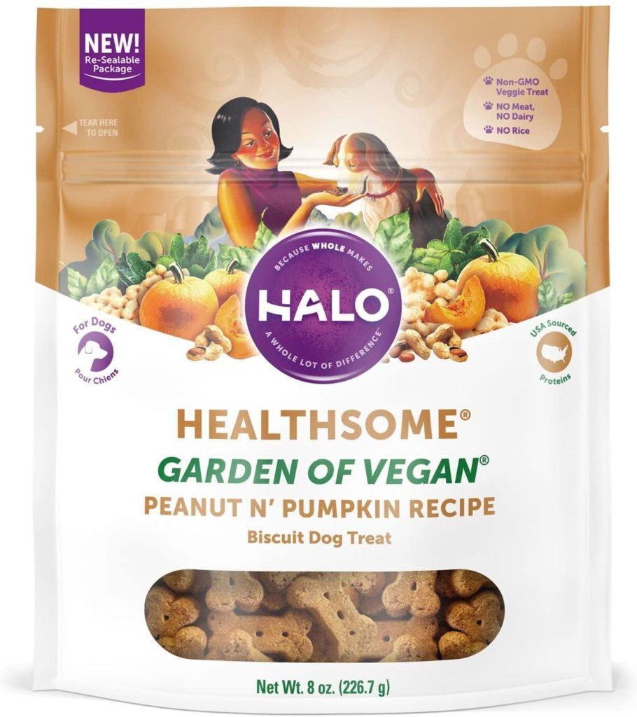 Halo Healthsome Garden of Vegan