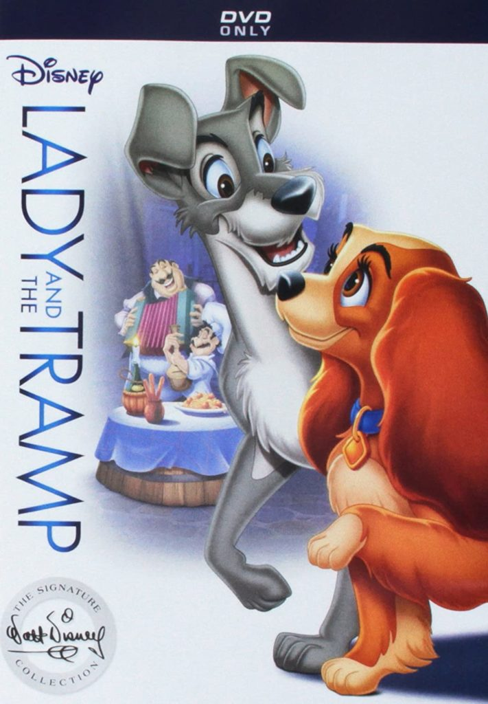 Lady and the Tramp Best Dog Movie
