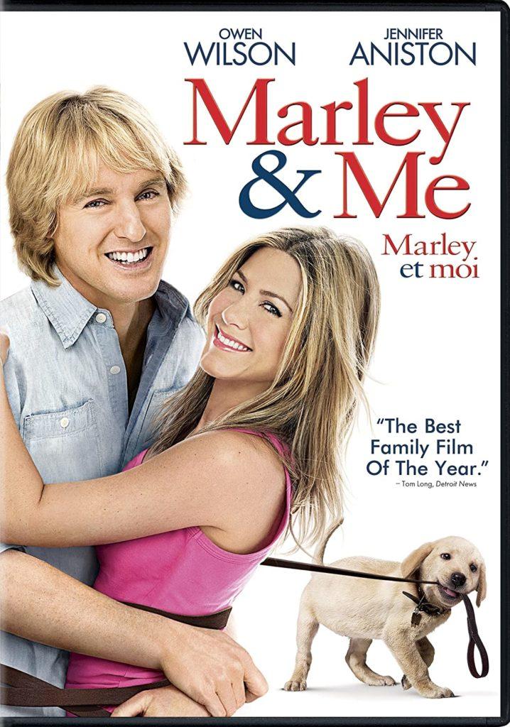 Marley & Me Best Dog Movie