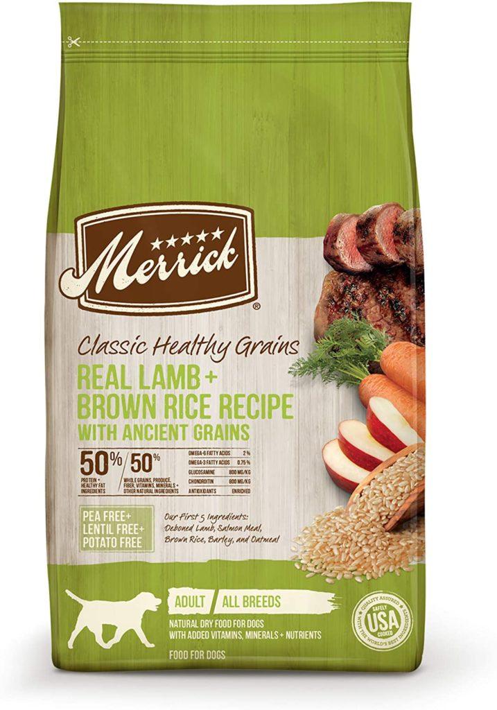Merrick Lamb and Brown Rice