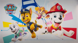 PAW Patrol names are popular with kids who love the show