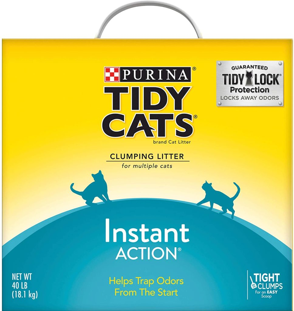 Tidy Cats Instant Action