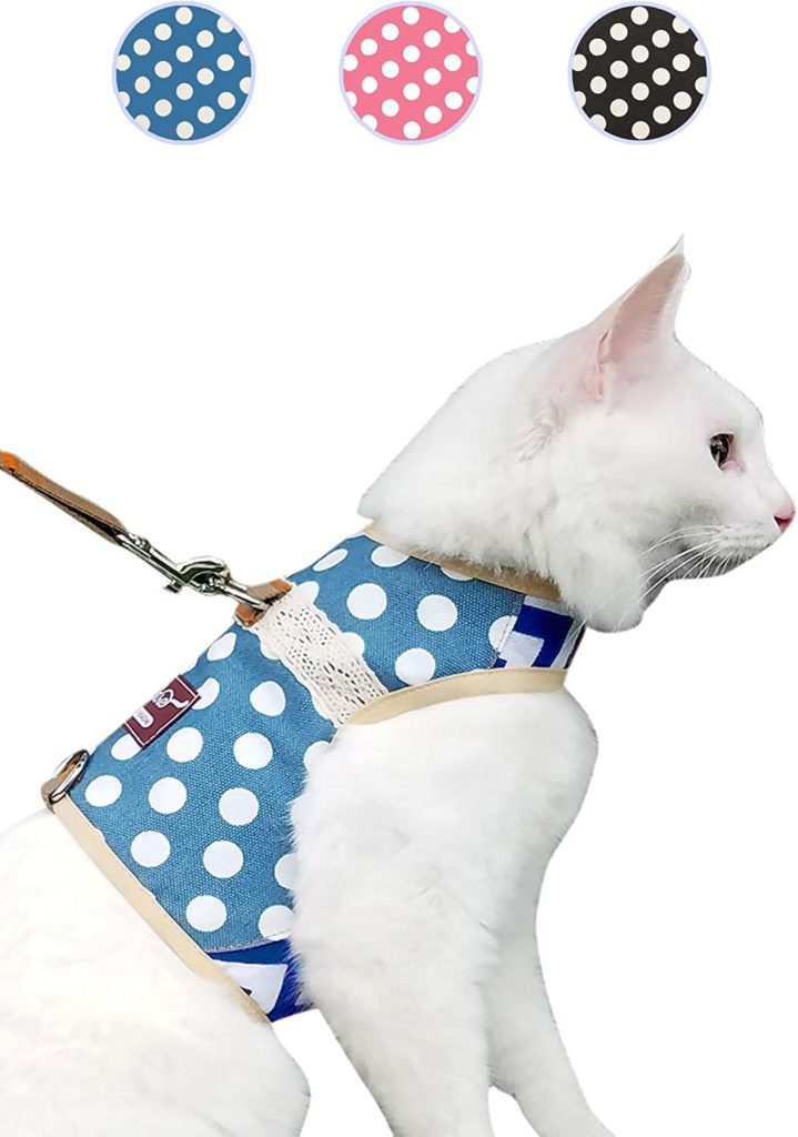 Yizhi Miaow Escape-Proof Cat Harness