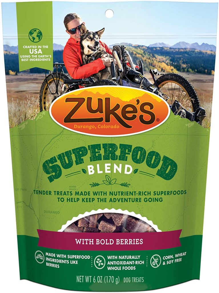 Zuke's Superfood Blend