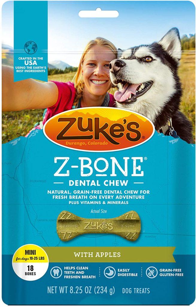 Zuke's Z-Bone Vegan Dog Treat