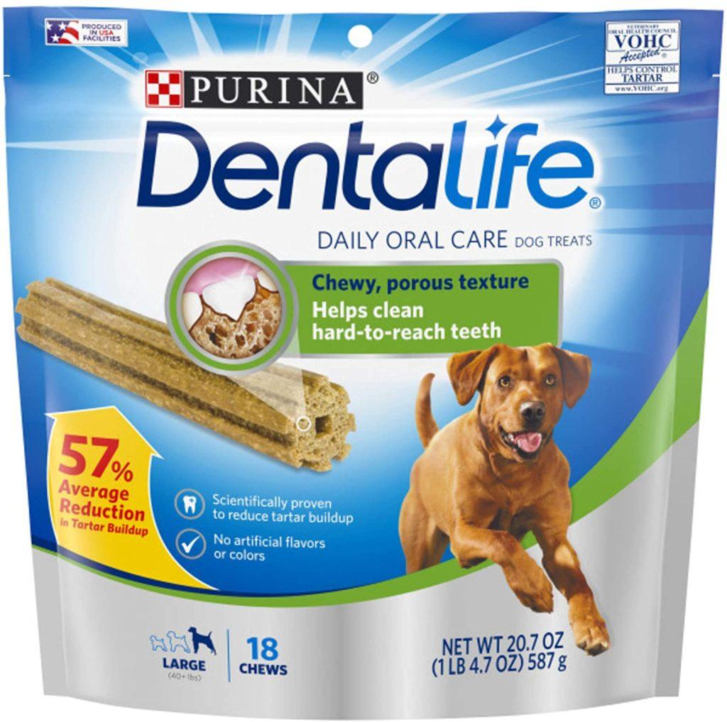 Purina DentaLife Dog Treats