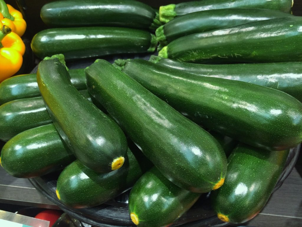 When dogs eat zucchini, they get a list of vitamins, minerals, and antioxidants