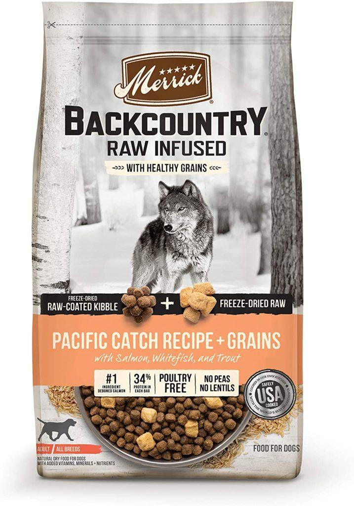 Merrick's Backcountry Raw Dog Food