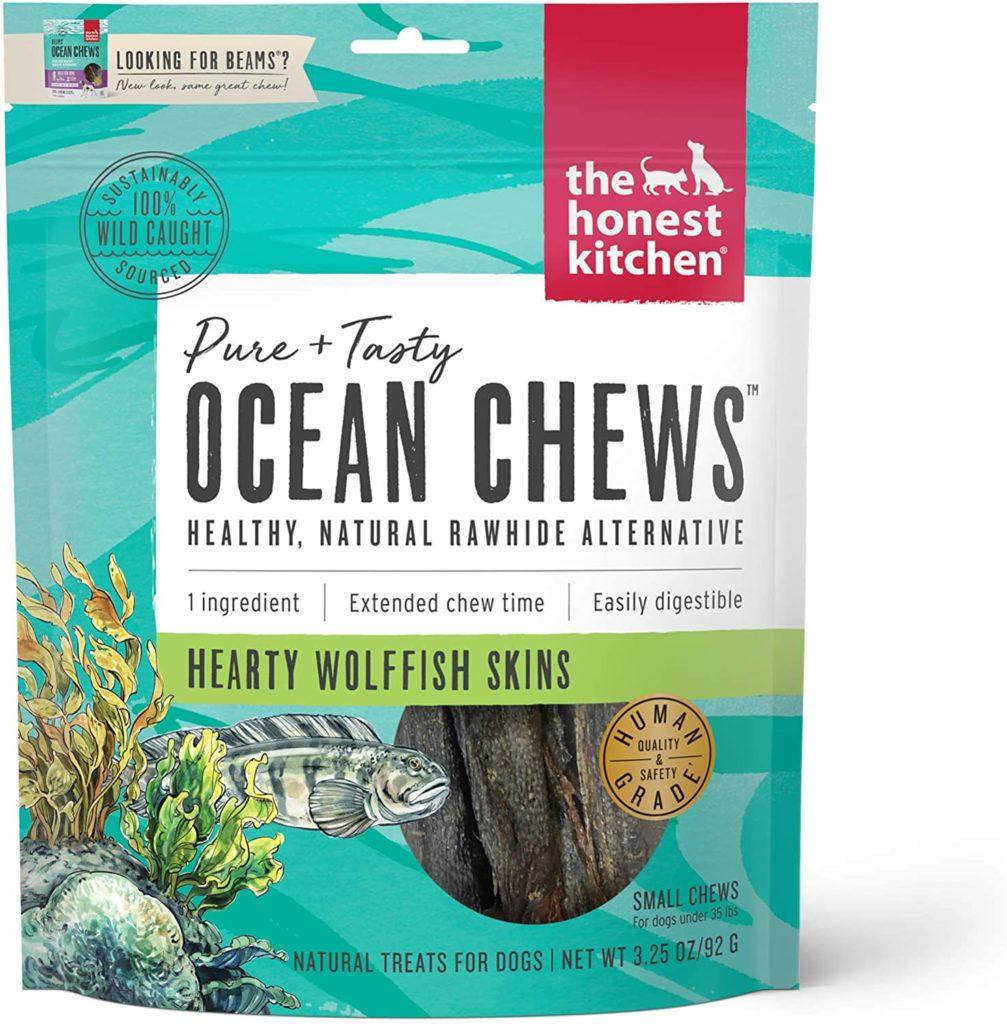 Honest Kitchen Ocean Chews