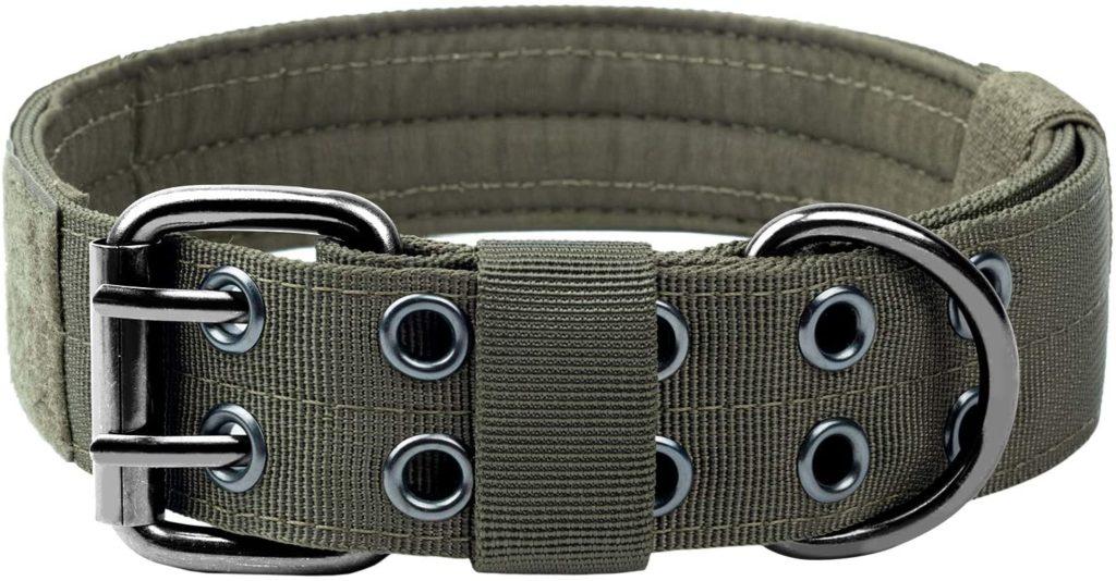OneTigris Military Dog Collar