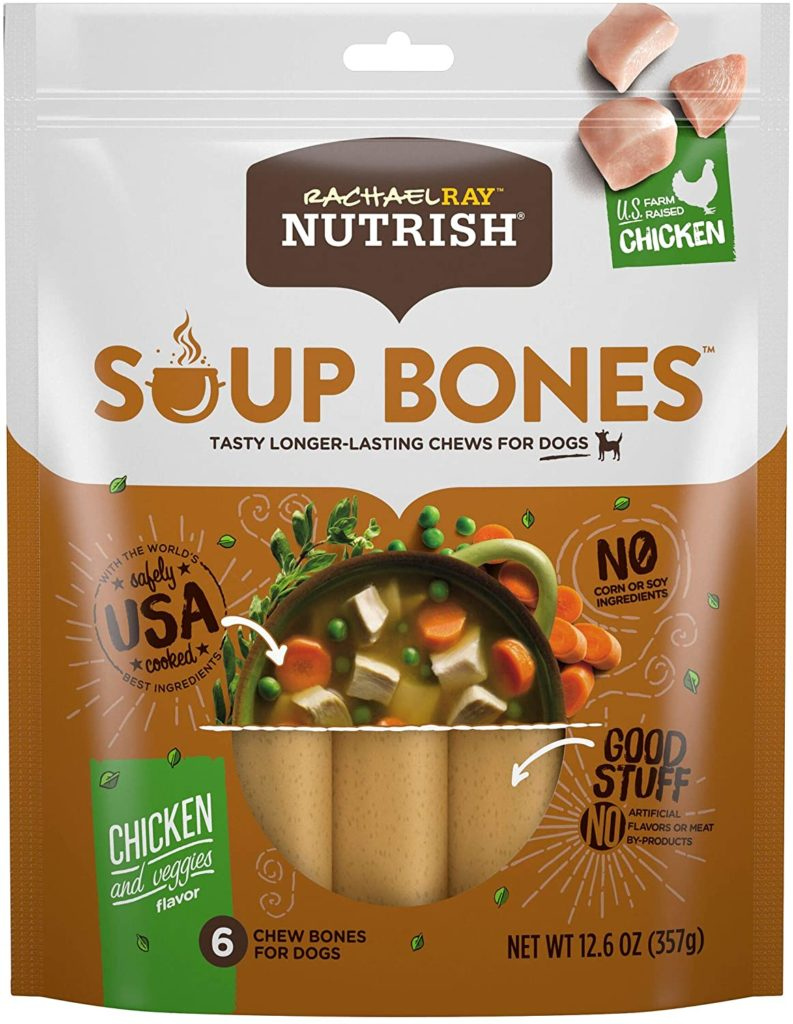 Rachel Ray Nutrish Soup Bone Dog Chews