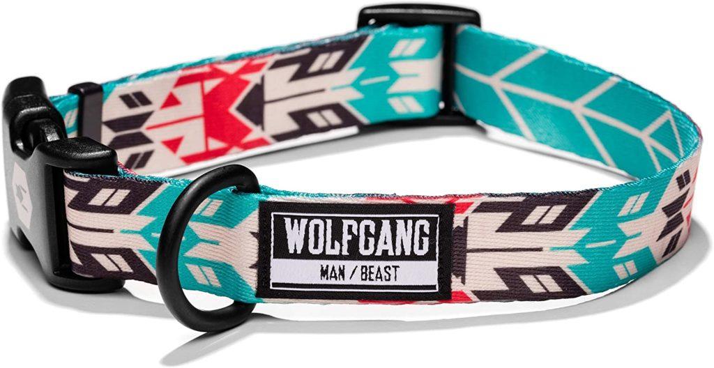 Wolfgang Man & Beast Dog Collar