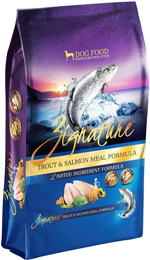 Zignature Limited Ingredient Formula