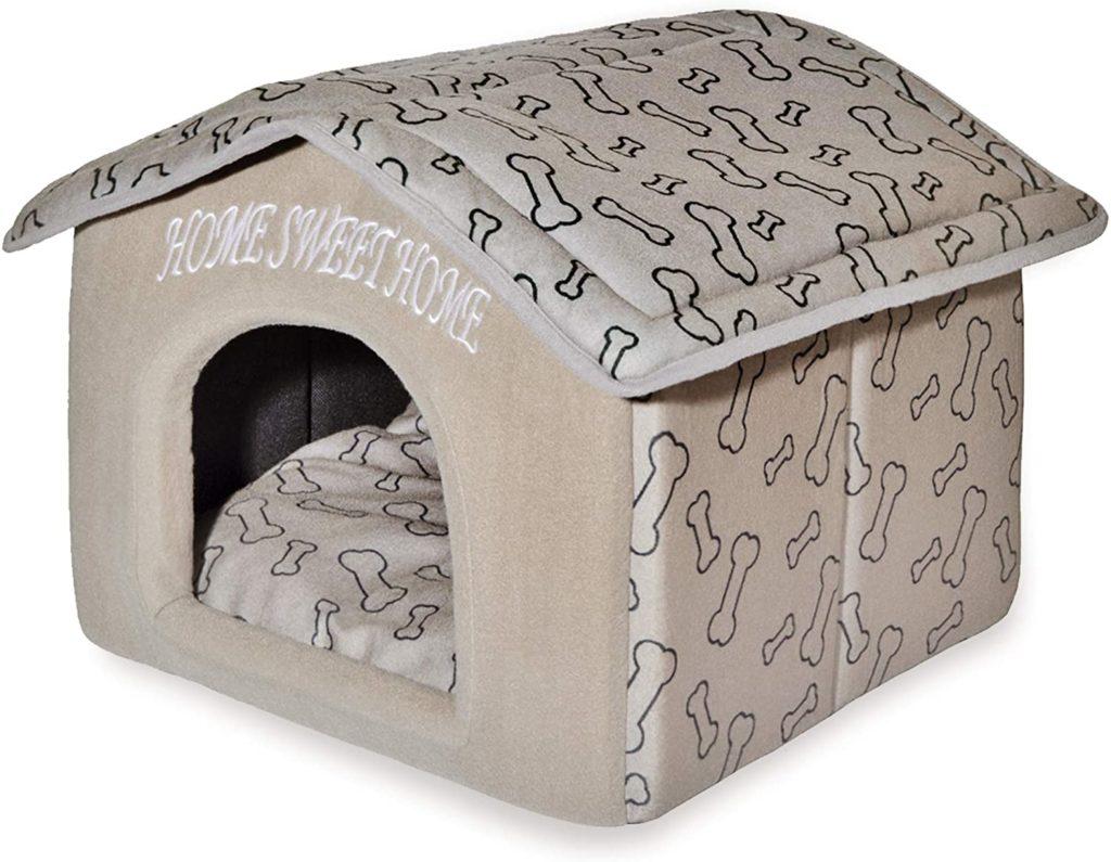 Best Pet Supplies Indoor Dog House