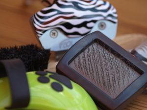 Dog brushes come in different styles for every dog coat