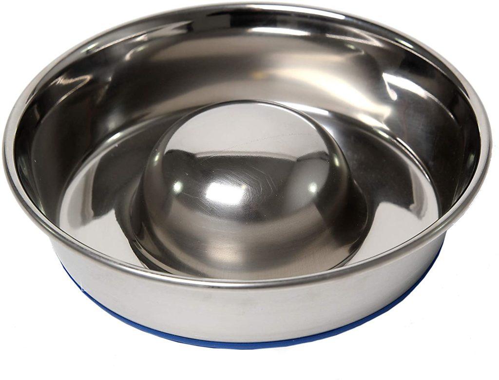 DuraPet Slow-Feed Dog Bowl