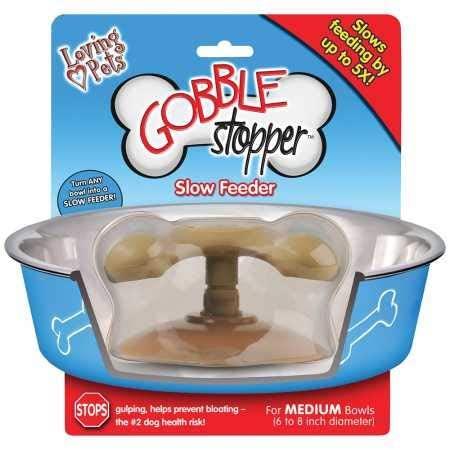 Gobble Stopper Dog Slow Feeder