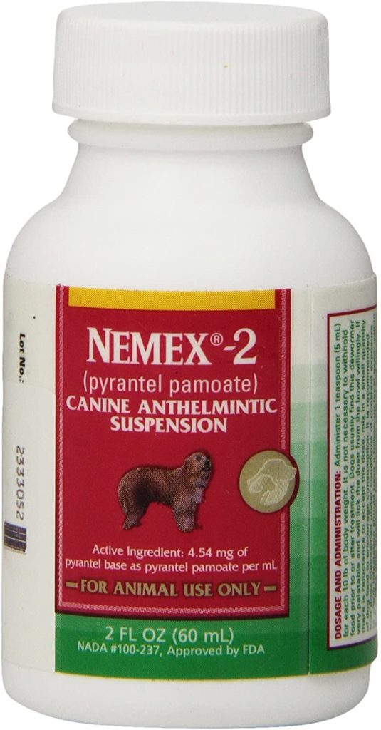 Nemex-2 Liquid Dewormer for Dogs