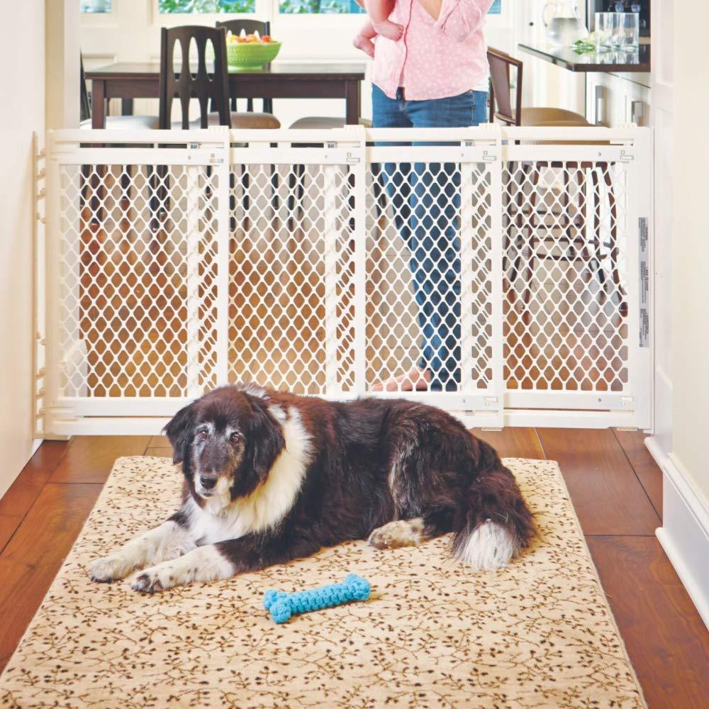 North Gates Supergate Retractable Dog Gate