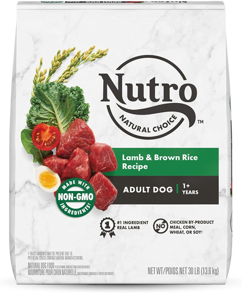 Nutro Natural Choice Sensitive Stomach Dog Food