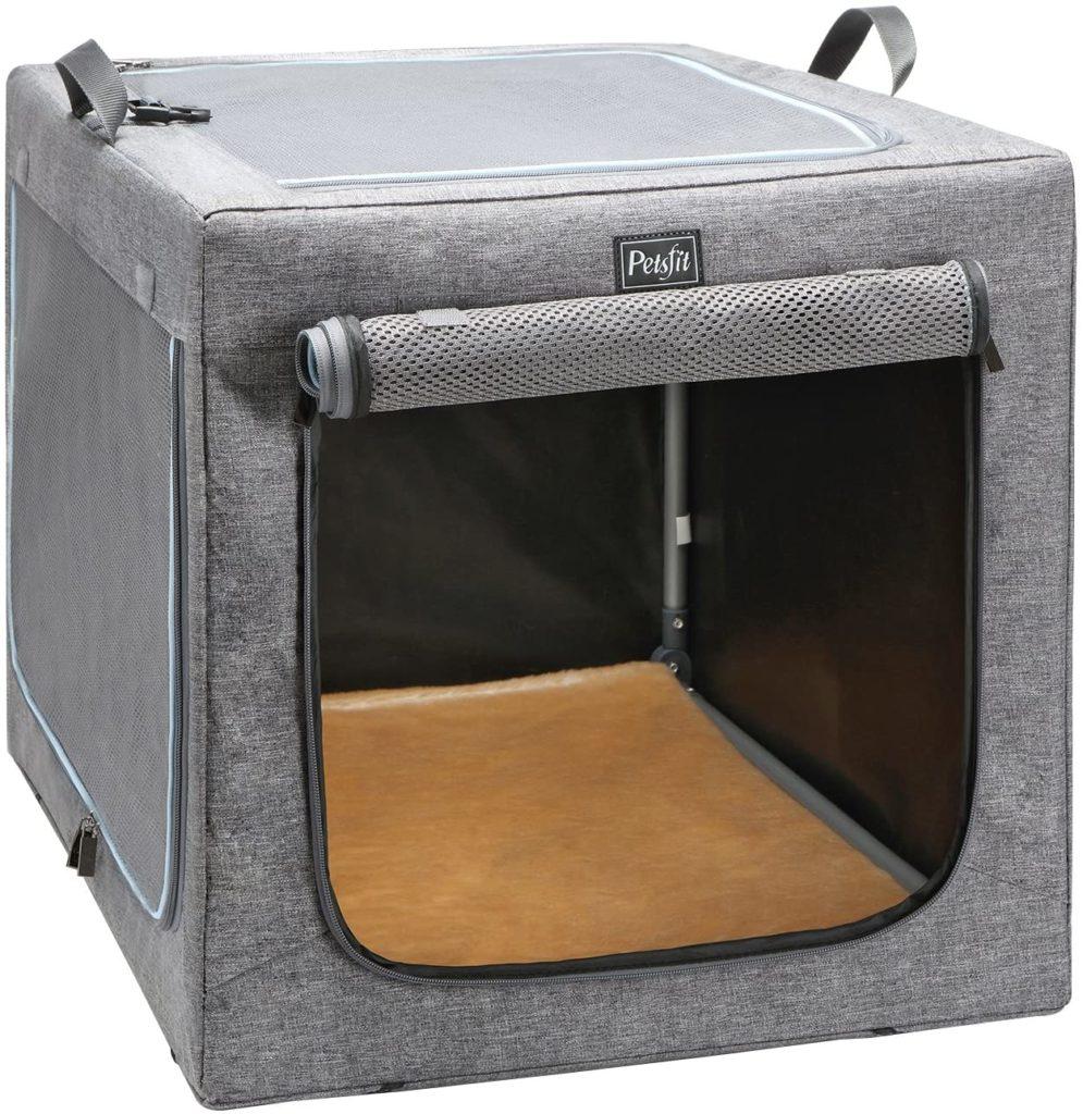 Petsfit Indoor/Outdoor Portable Pet Crate