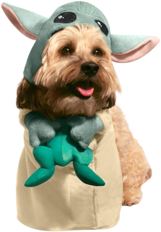 Rubie's Mandalorian The Child Baby Yoda Dog Costume