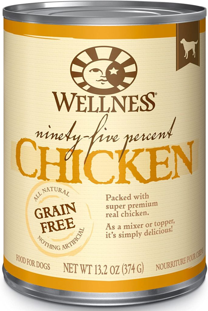 Wellness 95% Chicken