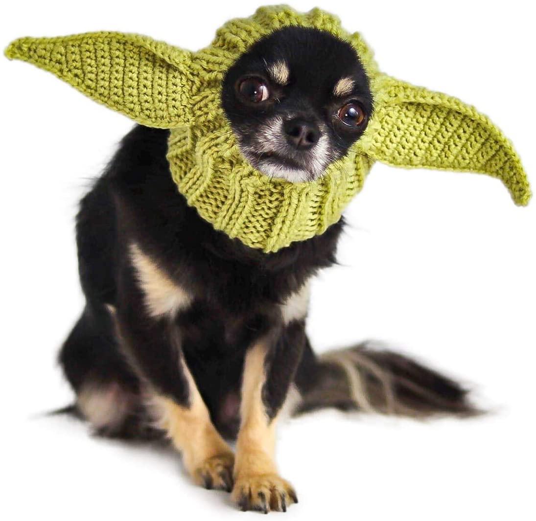 Zoo Snoods Baby Yoda Dog Costume