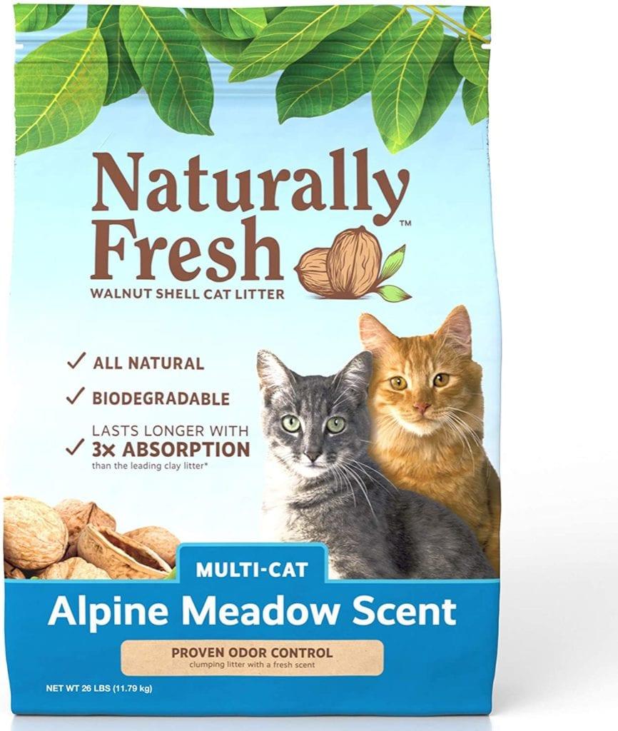 Naturally Fresh Flushable Cat Litter